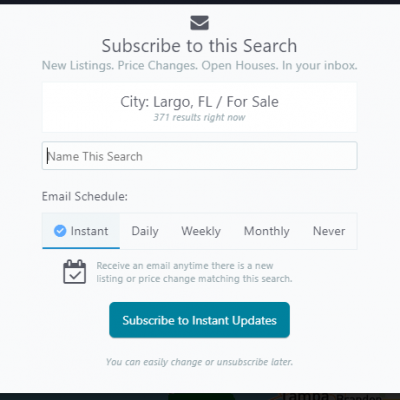 Search Subscriptions